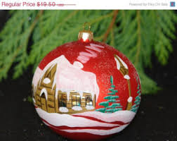 ornaments on sale pained ornaments glass