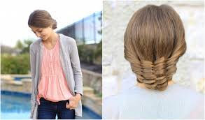 updos cute girls hairstyles youtube cute updos hairstyles the woven updo cute girls hairstyles