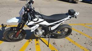 yamaha wr 250x supermoto motorcycles for sale
