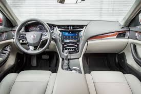 2014 cadillac cts interior 2014 cadillac cts vsport term update 5 motor trend
