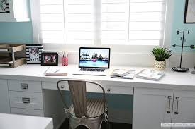 sunny day at the home office best office set up for me yet how to set up a productive home office the sunny side up blog