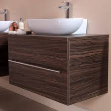 750mm Wall Hung Vanity 750 Vanity Unit For Bathroom Ensuite Cloakroom Wall Mounted Soft