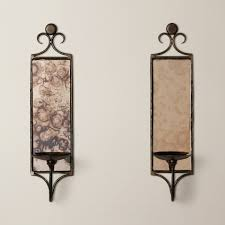 Mirror With Candle Sconces Smashing Candle Wall Sconces Image Lighting Ideas Candle Sconces