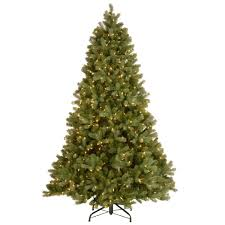 6 5 ft pre lit trees artificial trees