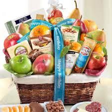 sympathy fruit baskets happy birthday abundance classic fruit basket aa4102b a gift