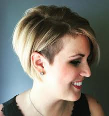 shaved sides haircut square face 50 women s undercut hairstyles to make a real statement