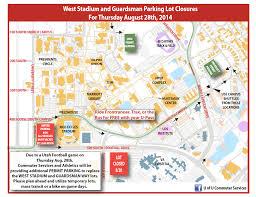 Map Of U University Of Utah Thursday Game Traffic Likely To Double Kuer 90 1