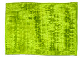 Green Bathroom Rugs Dii Ultra Soft Plush Spa Pebble Chenille Bath Mat