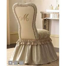 vanity chair with skirt french vanity table and chair safavieh chairs hannah vanity chair