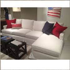 Slipcovered Sectional Sofa by 181 Best Slipcovered Furniture Images On Pinterest Beach Houses