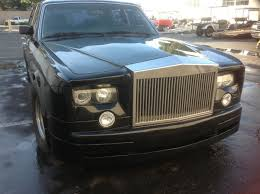 phantom bentley original bentley turbo r with rolls royce phantom snout pegs the