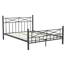 brilliant bed frames headboard and footboard bed frame queen bed