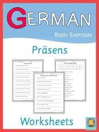 german worksheets german pinterest student centered