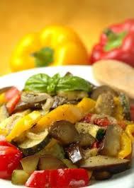 cuisine sicilienne caponata sicilienne recettes de cuisine italienne