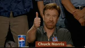Celebration Meme - celebrate chuck norris 75th birthday with a supercut of him kicking