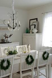 swedish white christmas dining room hmmm paint our mission