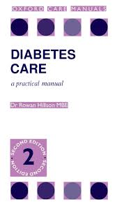 diabetes ebook diabetes care a practical manual
