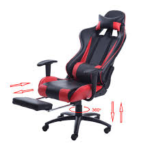Emperor Computer Chair Gaming Chair Walmart Merax Ergonomic Racing Gaming Chair With