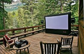 Backyard Theater Ideas Home Outdoor Theatre Ideas All About Home Design 12 Best