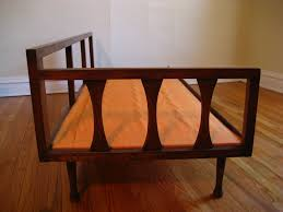 Mid Century Daybed Flatout Design Mid Century Sofa Daybed