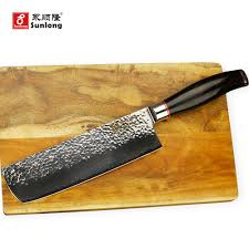 online shop sunlong slicing knives 67 layers damascus steel