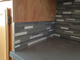 Glass Tiles Kitchen Backsplash by Glass Tile Kitchen Backsplash Thegroutstore