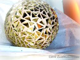 12 Inch Glass Gazing Balls Gazing Ball Earthmothermosaics U0027s Blog