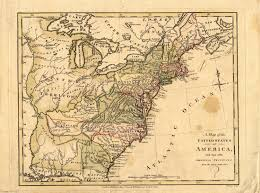 Lancaster Pennsylvania Map by 1790 To 94 Pennsylvania Maps