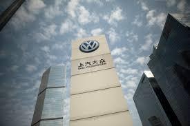 volkswagen plans 12 billion electric car blitz in china wsj