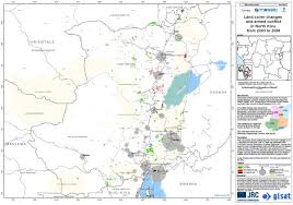 Nfl Coverage Map Gisat Gisat News New Land Cover Map For Kivu