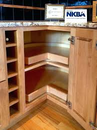 Kitchen Cabinet Storage Ideas Corner Kitchen Cabinet Idea Cool Kitchen Cabinet Storage Ideas