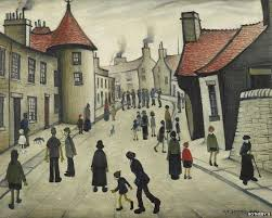 expensive ls for sale ls lowry collection sells for 15m at auction bbc news