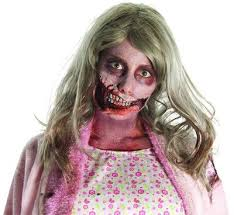 Zombie Halloween Costumes Girls 45 Makeup Zombie Images Halloween Makeup