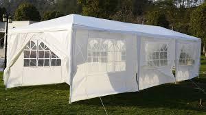 Canopy Tent Wedding by 30 U0027x10 U0027 Heavy Duty Outdoor Party Wedding Tent Youtube