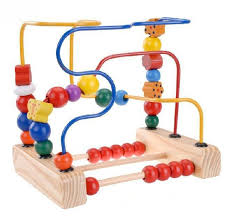 wooden bead toy table wooden bead maze activity table wooden designs