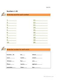 numbers 1 100 worksheet free esl printable worksheets made by