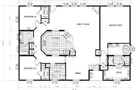 one floor plan one floor plans open concept 4 bedroom 3 bath open floor