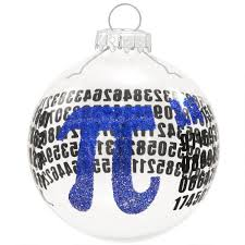 pi glass ornament hobbies christmas ornaments bronner u0027s