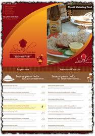 menu card templates menu card templates