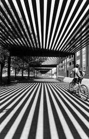 creative pattern photography line positive negative space architecture pattern surface