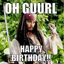 Walking Dead Birthday Meme - happy birthday meme 100 most funny collections to wish your friends
