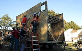 tiny houses for veterans upstart project moves ahead the kansas