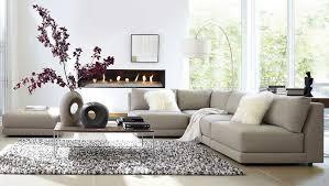 Gray Sofa Decor Exciting Modern Living Room Sets White Wall Brick Grey Sofa Grey