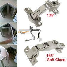 135 degree kitchen corner cabinet hinges 135 165 degree kitchen cabinet cupboard corner bi fold door hinges