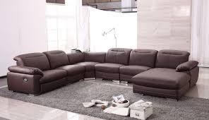 modern reclining sectional sofas hotelsbacau com