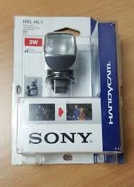 sony hvl le1 handycam camcorder light sony japan led video flash light hvl le1 for alpha handycam
