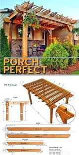 pergola diy designs craftsman building plans pdf 30766 interior