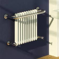Small Radiators For Bathrooms - reina traditional towel radiators traditional towel rails