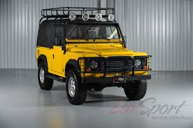 land rover 1997 1997 land rover defender 90 90 stock 1997133 for sale near new
