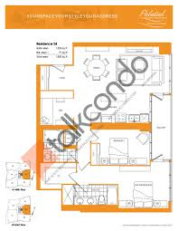 02 floor plan the palatial collection at success tower talkcondo
